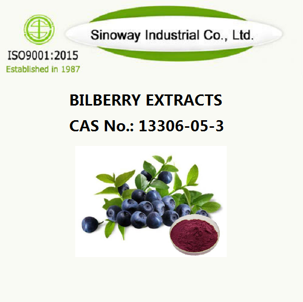 BILBERRY EXTRACT 13306-05-3