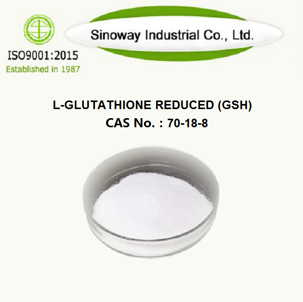 L-GLUTATHIONE REDUCED (GSH) 70-18-8