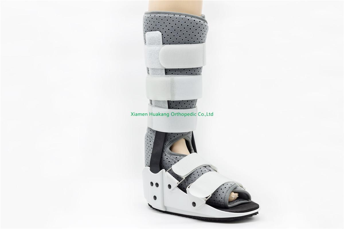 summer breathable walking boot /walker braces factory